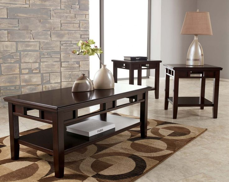 Logan - Occasional Table Set (Set of by Signature Design by Ashley. Get your Logan - Occasional Table Set (Set of at Affordable Rent To Own Abbeville LA ... & 26 best Coffee Table Sets images on Pinterest   Coffee table sets ...