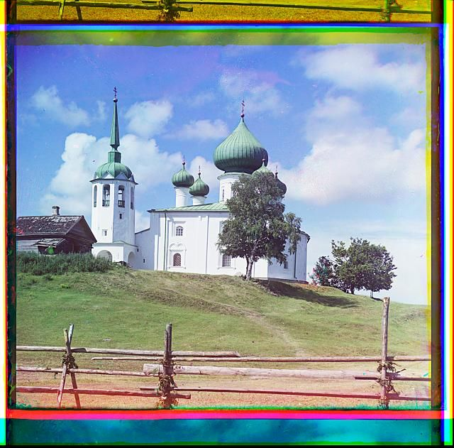 Prokudin-Gorskii the Russian photographer that made full-colour photos around 1910.