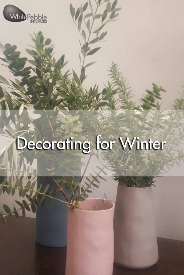Winter induces extra layers, not just in what we wear, but also in our homes so we feel warm and cosy.  I love decorating in winter, so read more about it in the latest blog.