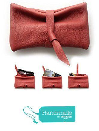 Bustina in pelle rossa, porta occhiali, porta cellullare, astuccio porta penne. Camy, little pouch da Genuine myself https://www.amazon.it/dp/B01KCAYXOG/ref=hnd_sw_r_pi_dp_yK.RybTZYFEM5 #handmadeatamazon