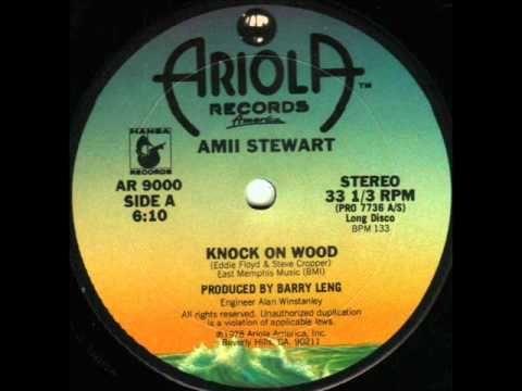 Amii Stewart - Knock On Wood (12 Inch Version)