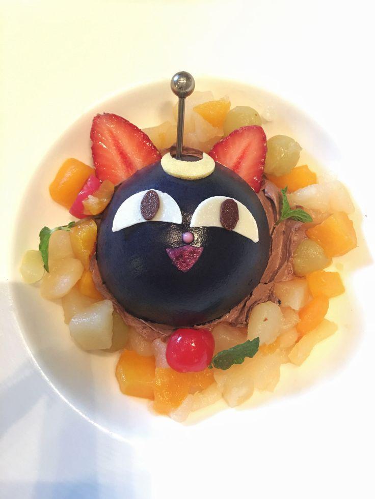 Chibiusa Sailor Moon Cafe – Tokyo Sky View | Hello Sunshine