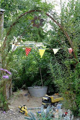 Ein Schweizer Garten: Einen Garten selber planen? – Miriam