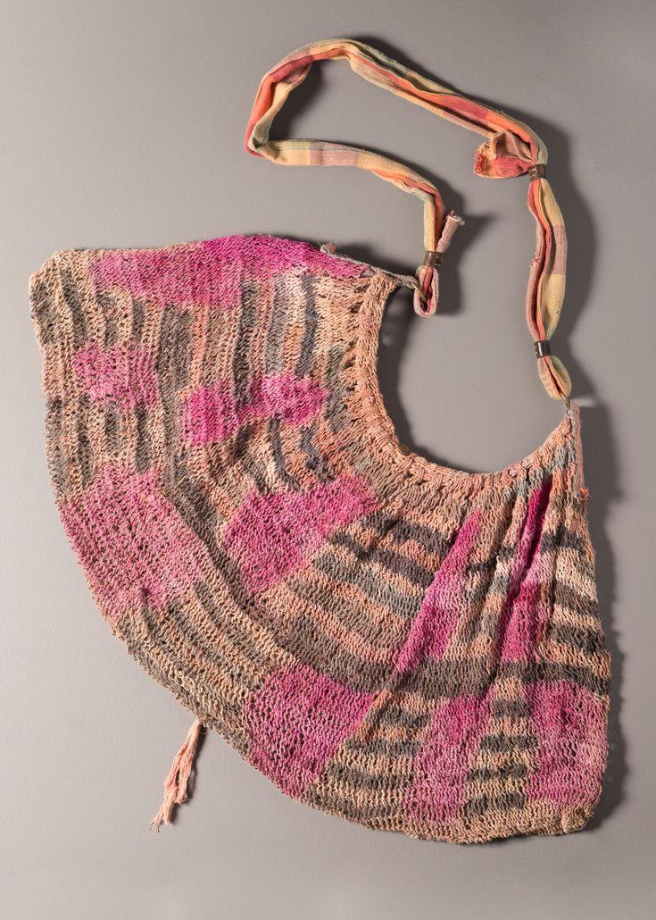 Large Vintage Bilum String Bag – J AUGUR DESIGN