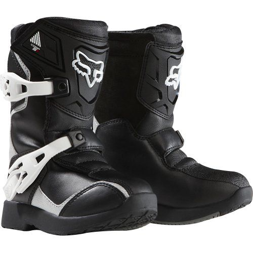 FOX COMP 5K KIDS MX/OFFROAD BOOT BLACK 13   Motorcycle Boots SuperStore