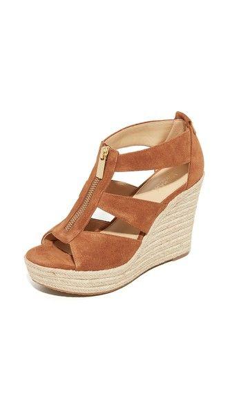 MICHAEL MICHAEL KORS . #michaelmichaelkors #shoes #wedges
