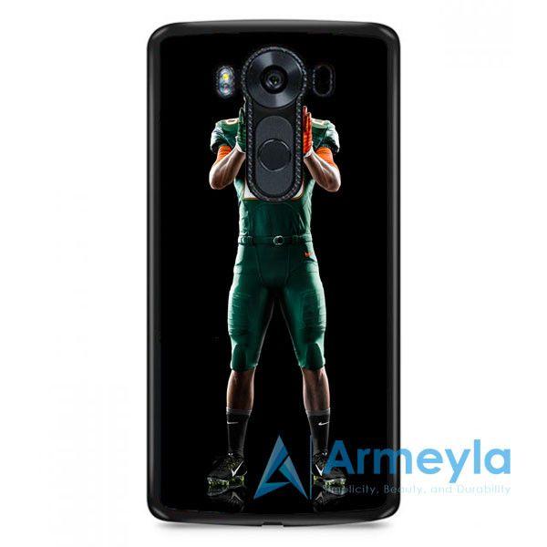 Um Miami Hurricanes Football 2Pack LG V20 Case | armeyla.com