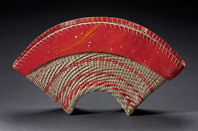 Contemporary Basketry: June 2013 - inception - susan kavicky