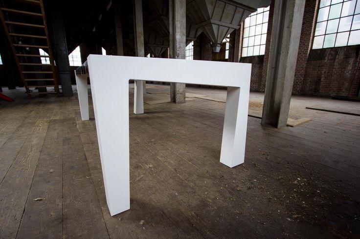 Mister White   De Tafelheren   Designtafels op maat