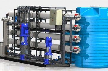 Принцип работы систем обратного осмоса - плюсы и минусы метода очистки воды и схема установки