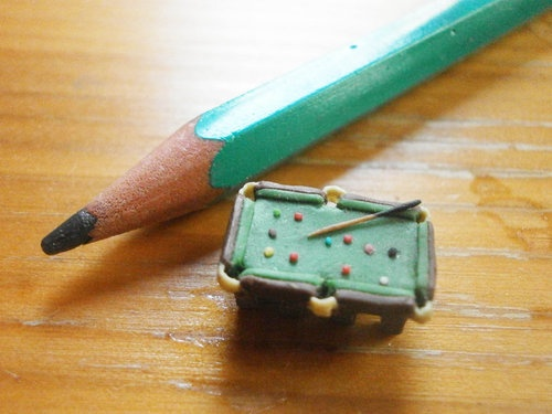 Snooker Table 2 By ~MomsAwesomeCreations. Mini PoolSmall ...