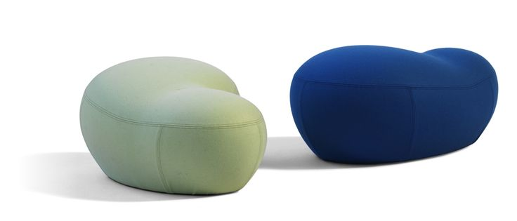 Puppa stool by Stefan Borselius for Bla Statio