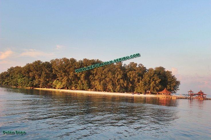 Pulau Sepa Island Resort Kepulauan Seribu Island