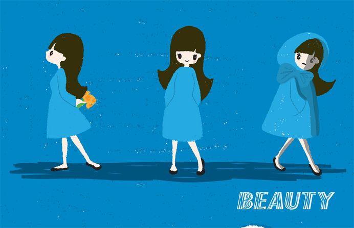 Illustration / Beauty