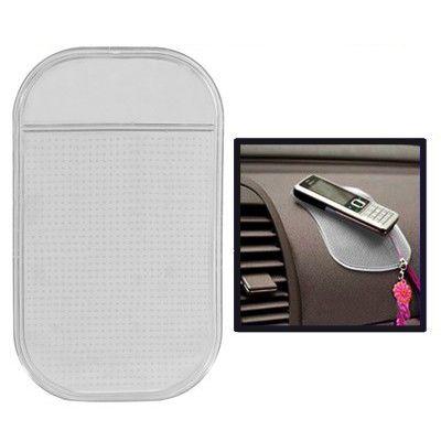 Car Anti-Slip Mat Super Sticky Pad for Phone / GPS/ MP4/ MP3 - Transparent Model  OMSC01TP Condition  New  Car Anti Slip termurah hanya di Gudang Gadget Murah. Car Anti Slip dapat diletakkan di mobil sebagai tempat untuk menaruh barang-barang Anda. Anda dapat meletakkan HP dan perangkat lainnya di alas ini tanpa perlu takut terjatuh - Transparent