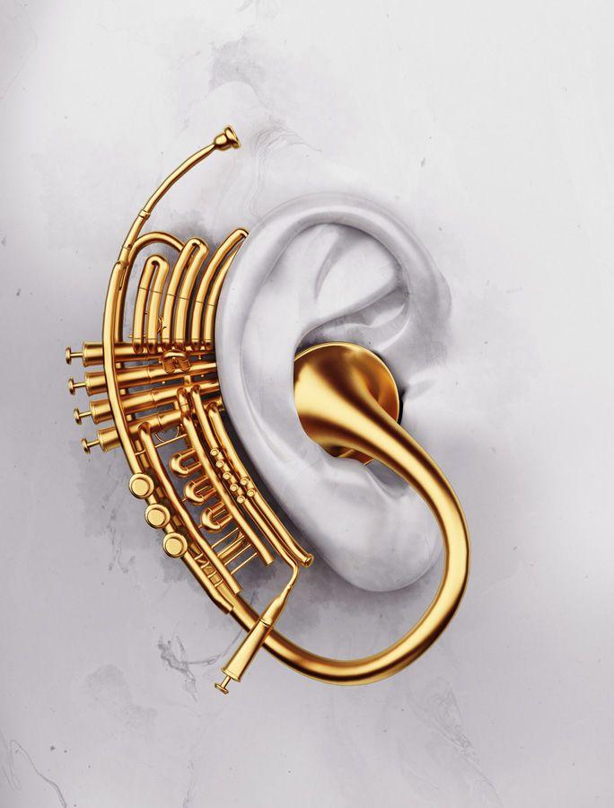 Ear Trumpet | Peter Tarka