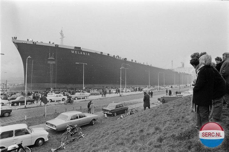 Sluis IJmuiden (jaartal: 1960 tot 1970) - Foto's SERC