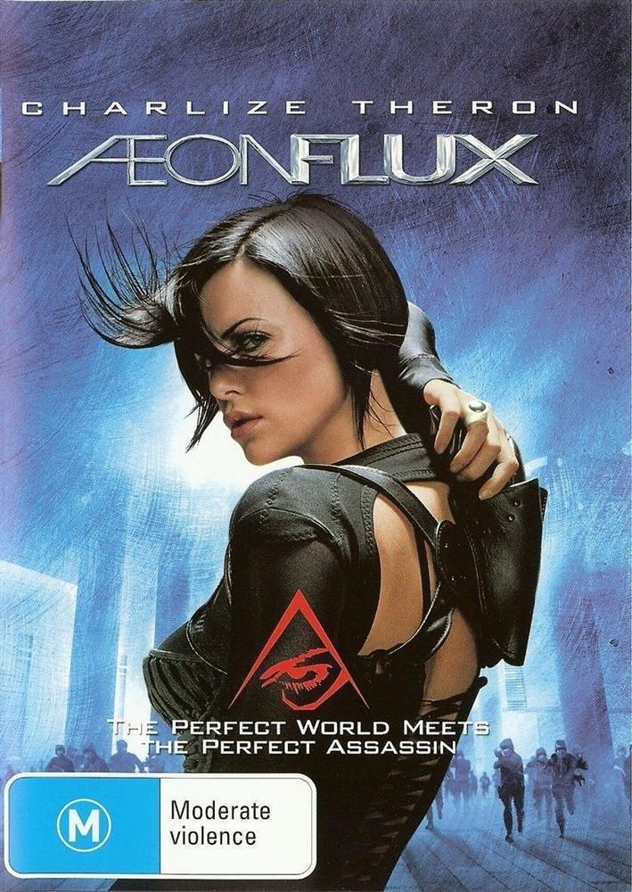 Aeon Flux (DVD, 2011) New In Shrink Wrap. #DVD #Movies