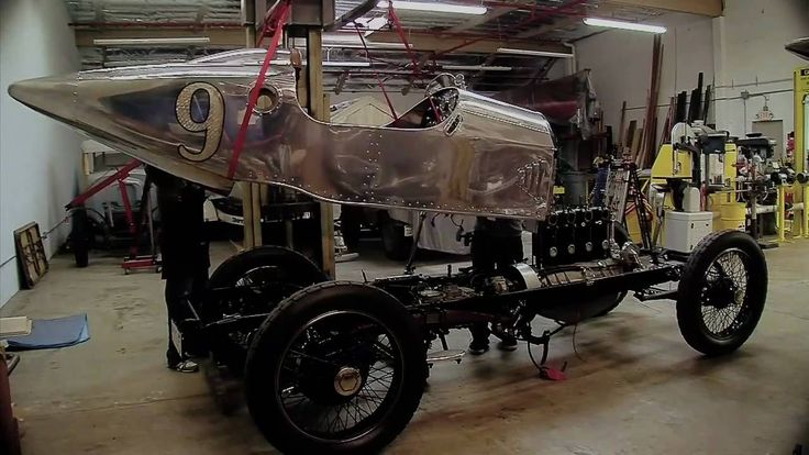 Race Car Restoration {the ReBUILDING HISTORY series} Ep.1 of 3