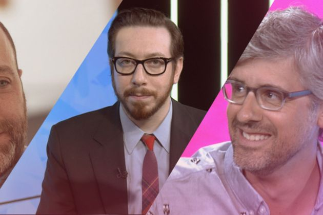 On The Verge with Mo Rocca and H. Jon Benjamin