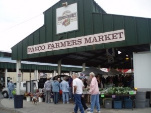 Pasco Farmers Market in Washington (CAN'T BELIEVE IM SEEING THIS on PINTREST!)