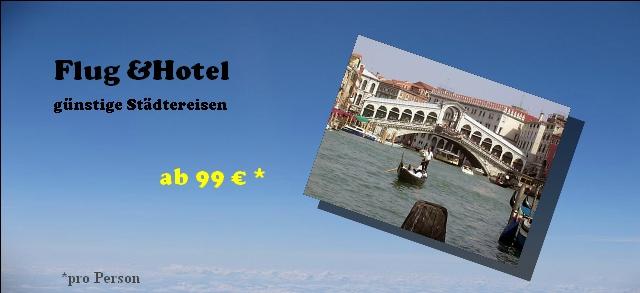 Flug inkl. Hotel zu günstigen Preisen - http//:www.reisebuero-billiger.de