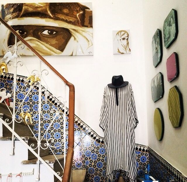 A little shop in morocco, so cute