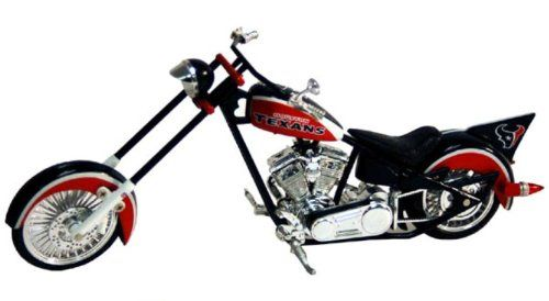 NFL Houston Texans Press Pass OCC Chopper 118 Scale Diecast -- Want additional info? Click on the image.