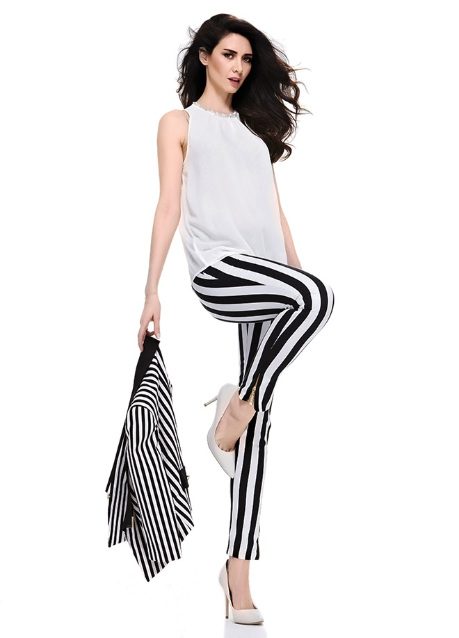 Giselle Pantolon Markafonide 159,90 TL yerine 79,99 TL! Satın almak için: http://www.markafoni.com/product/3694249/