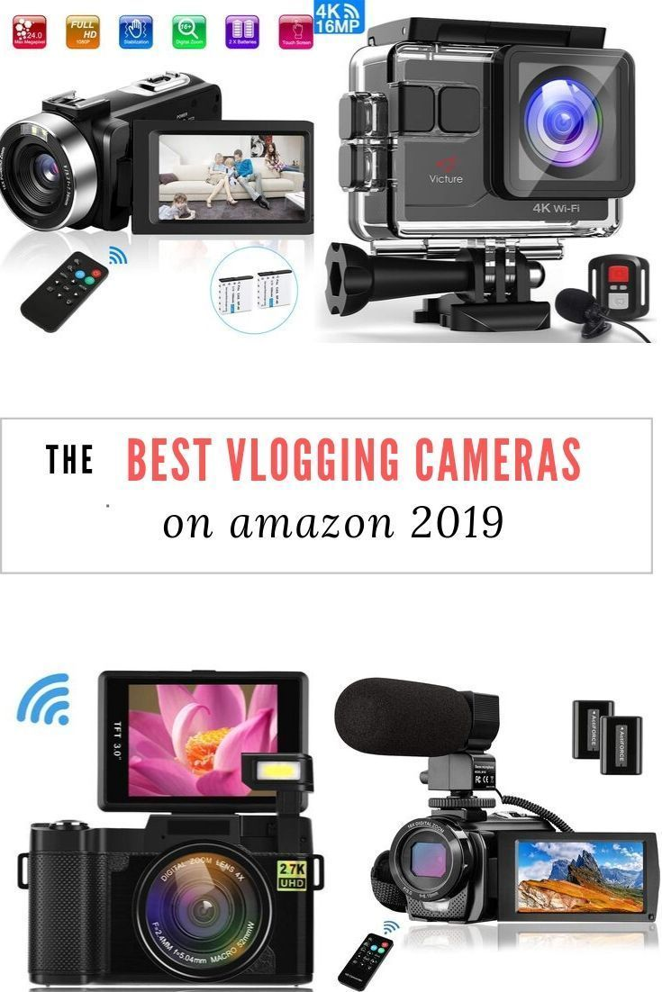 Vlogging Cameras Under 100 5 Best On Amazon Today Peek At This Since Electronic Devices Such As Mobile Pho In 2020 Vlogging Camera Best Vlogging Camera Vlogging