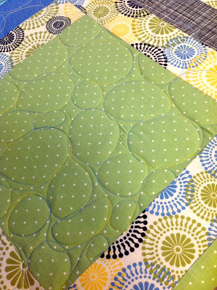 142 Best Images About Easy Free Motion Quilting Designs On