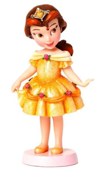 Disney Showcase Little Princess Belle Figurine 3.8''