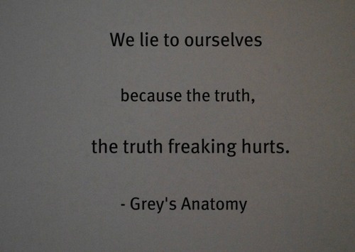 Meredith Grey knows everything