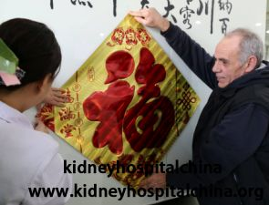 Treatment to Lower High Creatinine 800 in Diabetic Nephropathy Without Dialysis
