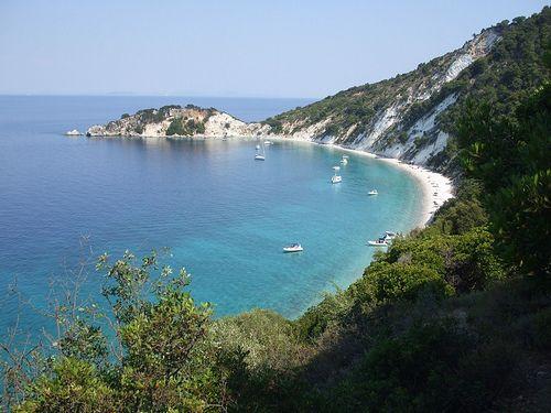 Gidaki Beach, #Ithaca, Greek Islands, #Greece