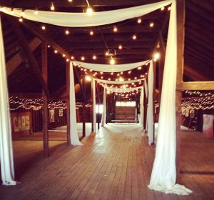 #wedding #mybigday Love this look in the barn... The rustic barn wedding venue that we looked at on Sunday. I'm not going to lie, I am so excited to plan an awesome wedding. I am excited for the food, the dress, the venue, the pictures, EVERYTHING! And of course, since I am a personal finance blogger, I have also been thinking about the costs and adding everything up over and over again.