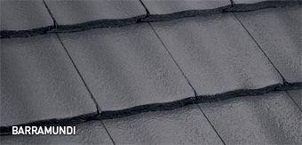 Roof Tiles. Monier - Traditional: Barramundi