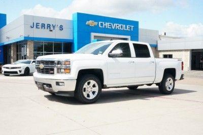 2014 Chevrolet Silverado 1500 FWD 1LZ #Chevrolet #Silverado #CrewCab #Truck #ShortBox #ForSale #New | #Weatherford #FortWorth #Arlington #Abilene #Jerrys