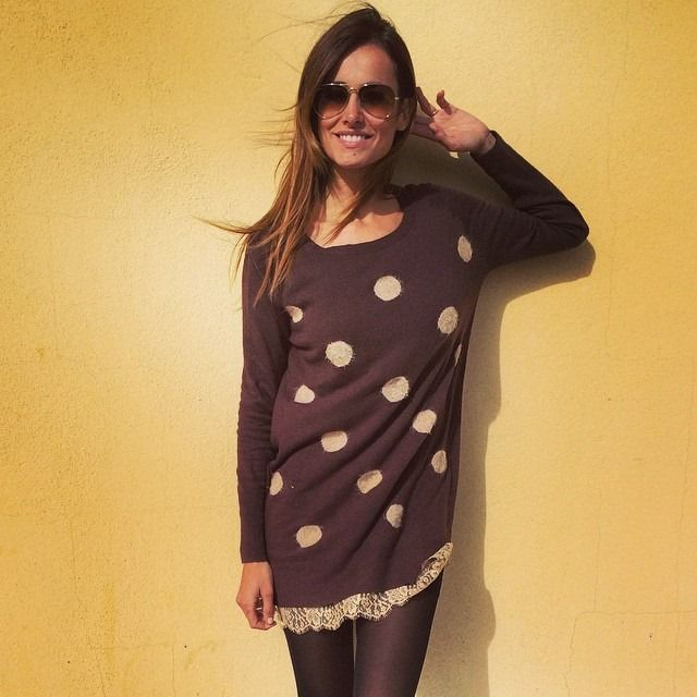 Pois mania for Michela Coppa <3  Find on: http://shop.pepitastyle.com/abitiecompleti/victory-abito.html#.VG