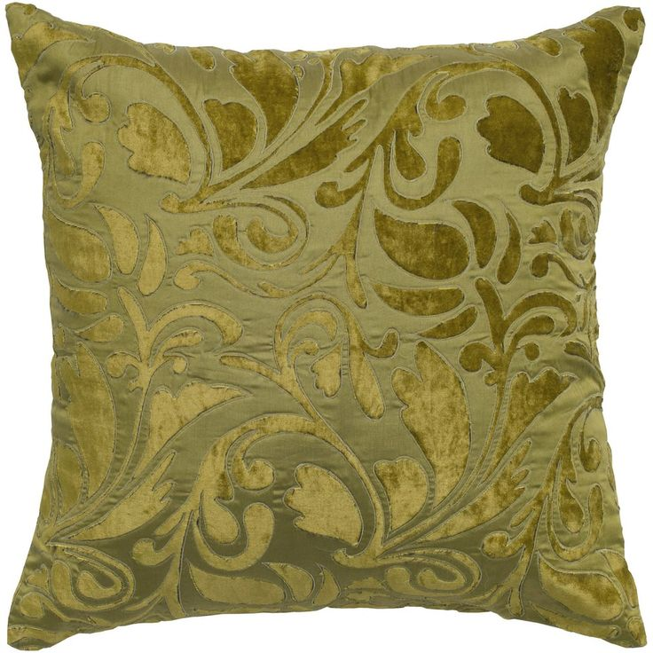 Throw Pillows For Sage Green Couch : 25 best images about Olive Green Throw Pillows on Pinterest Green velvet sofa, Green pillow ...