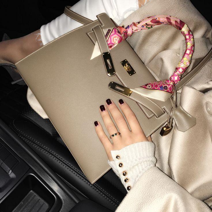 #Hermes Kelly28 #Bag #Etoupe