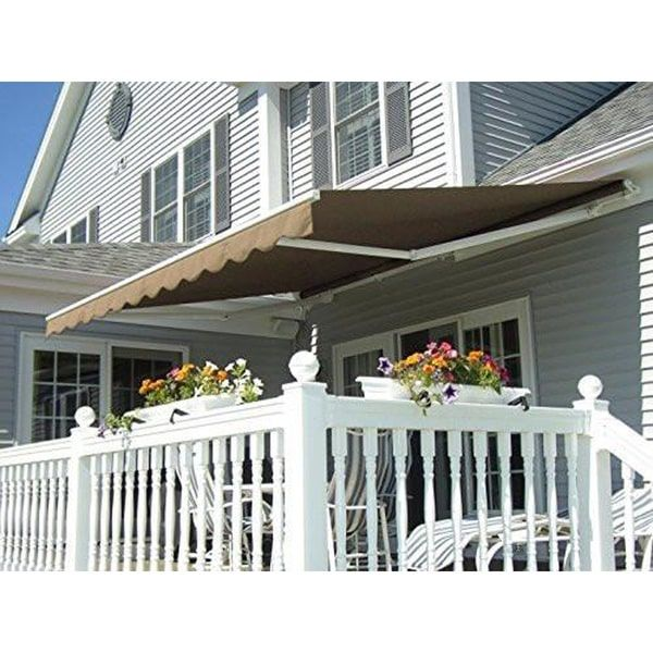Best 25 Deck Awnings Ideas On Pinterest Retractable