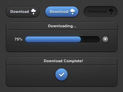 Download UI