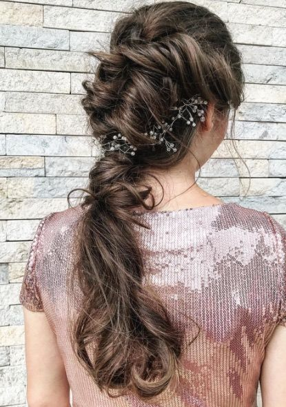 Featured Hairstyle:tabitth (Tabi Miclea);www.instagram.com/tabitth; Wedding ...