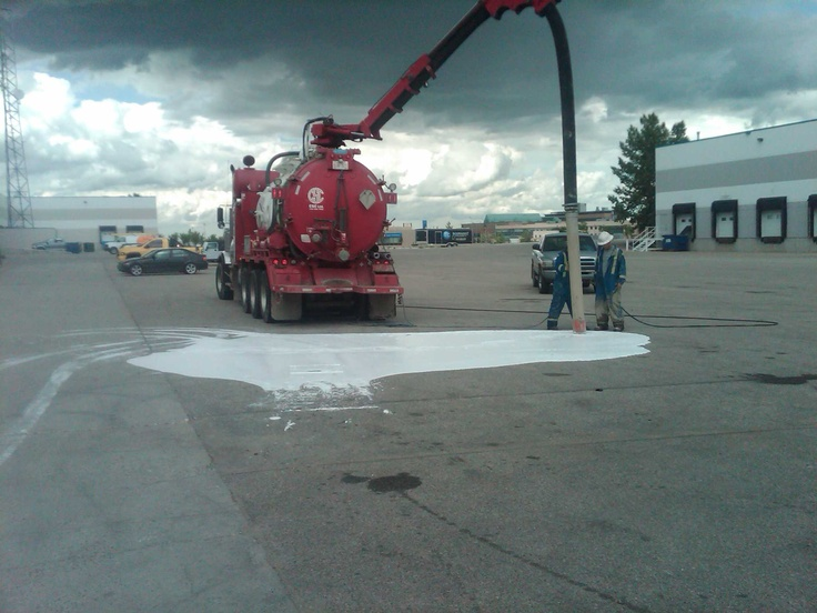 How to cleanup spilled paint? Hazardous spills & materials & the transport dangerous goods with Mayken right here in Calgary. http://www.mayken.com/hazardous-materials-cleaning/
