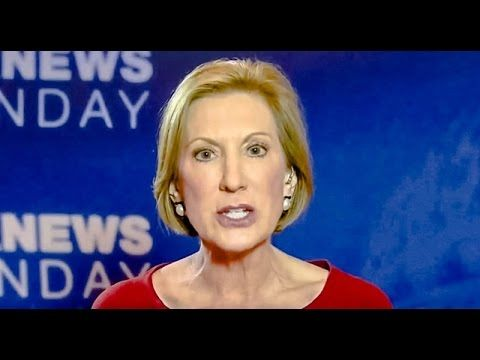 Carly Fiorina: 'People Of Faith Make Better Leaders'