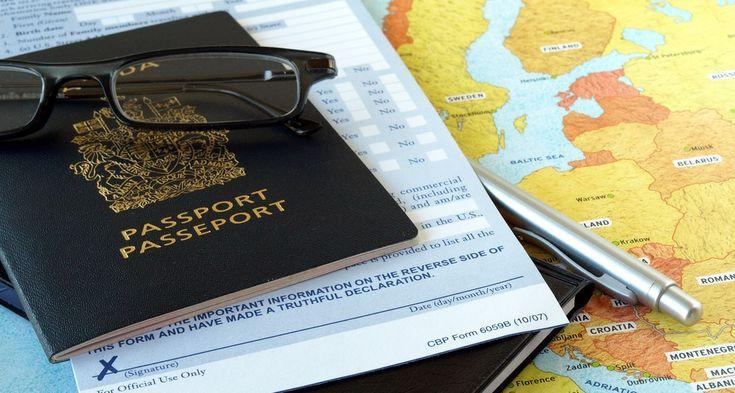 Perte de passeport