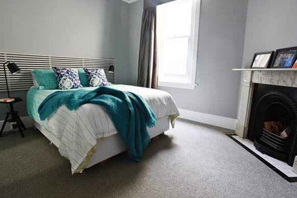 The Block All Stars: Room Reveal: Dan and Dani's Bedroom