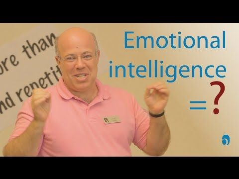 What's the Definition of Emotional Intelligence