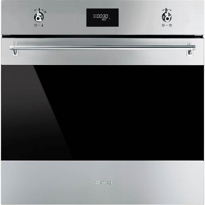 Smeg SF6372X 60cm Multifunction Oven in Stainless Steel